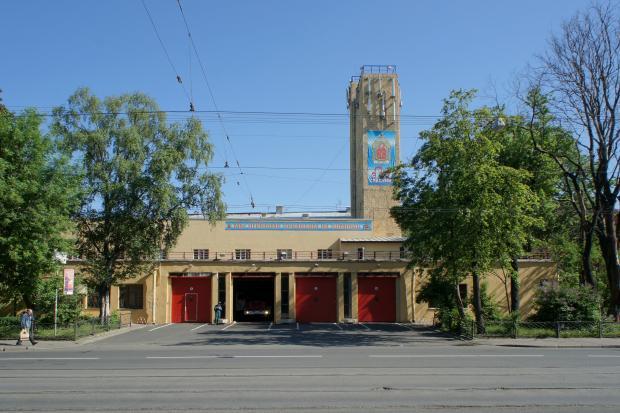 Пожарная часть №116