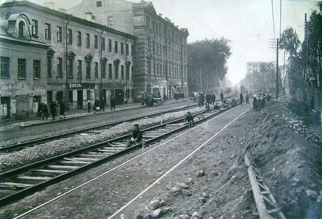 классический пример фотографии улица села смоленского г ленинград рамки