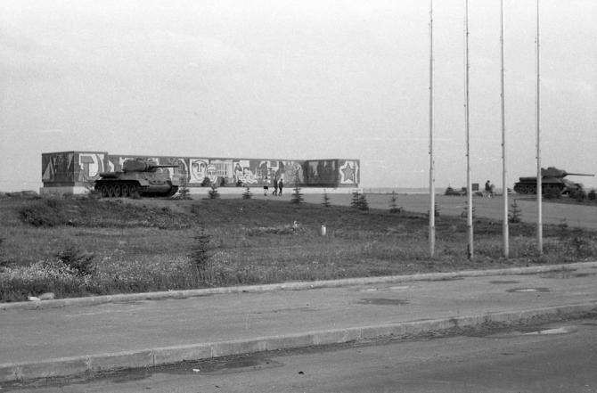 фото 1969 года Пулковские высоты